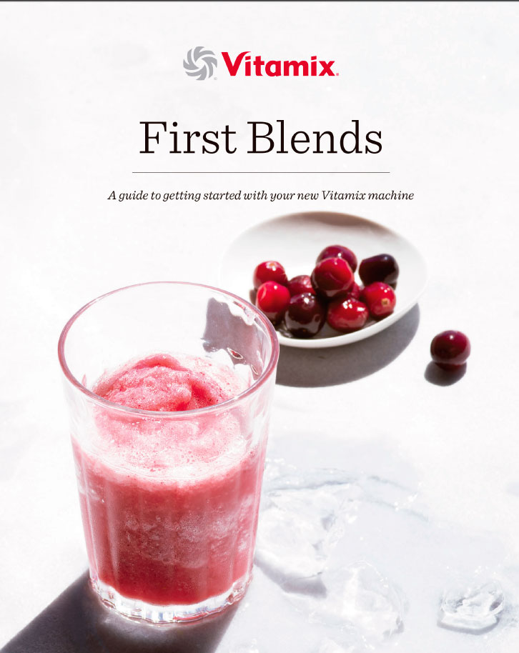 libro vitamix ascent