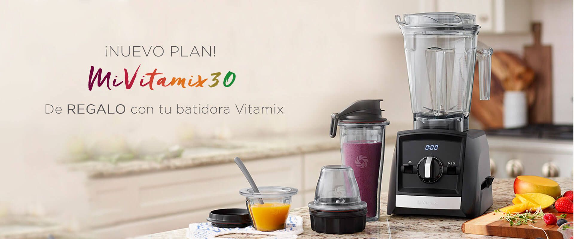 Batidora de vaso Vitamix