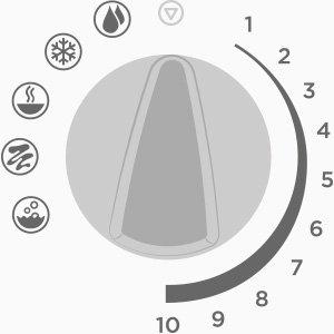 Control de velocidad en batidoras Vitamix
