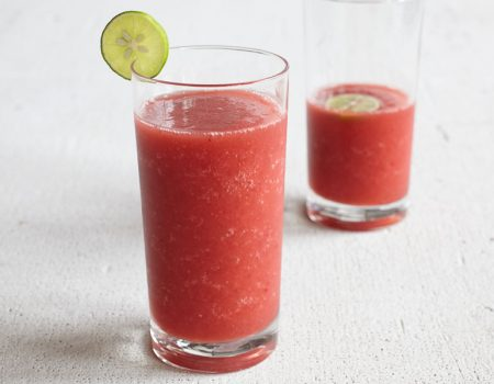 daiquiri de fresa vitamix