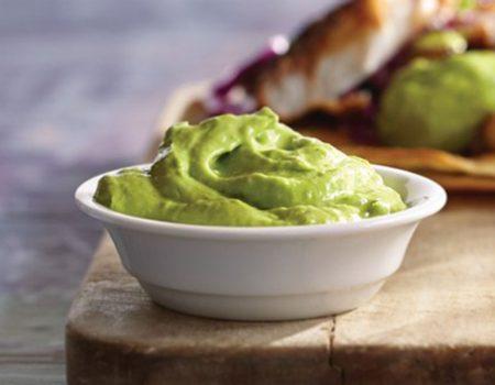 salsa para ensaladas con Vitamix