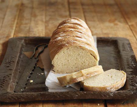 receta del tradicional pan francés