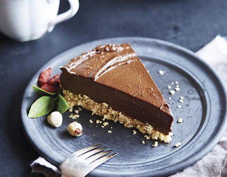 pastel con vitamix