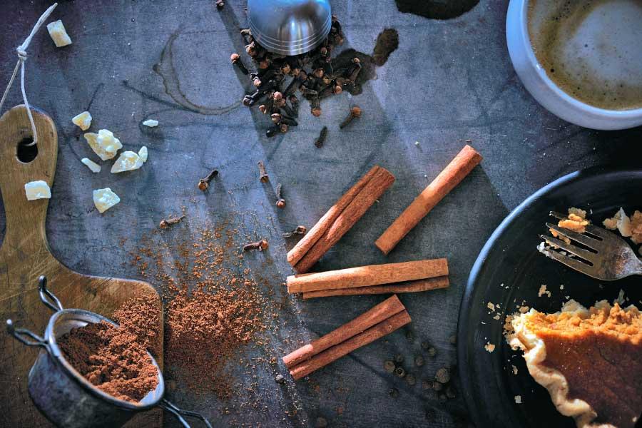 Especia de calabaza