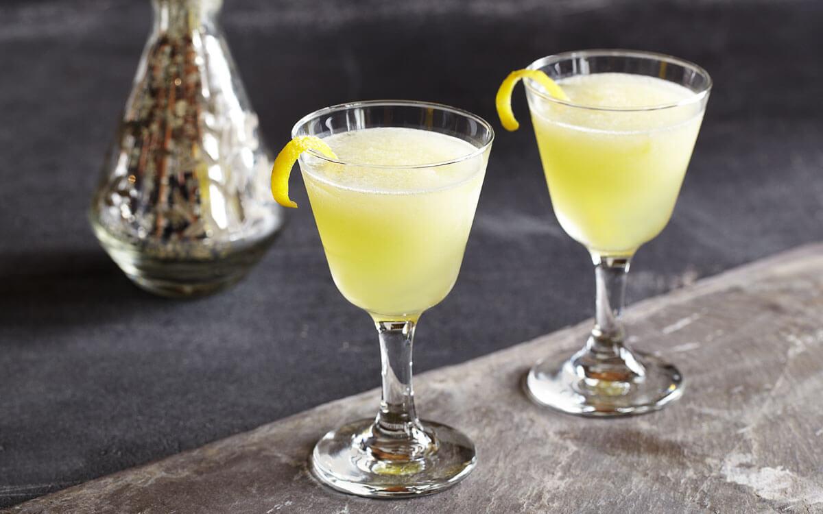 Cóctel de limoncello