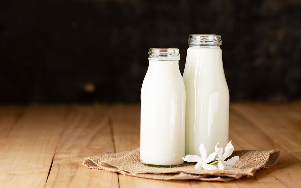 Buttermilk o suero de mantequilla