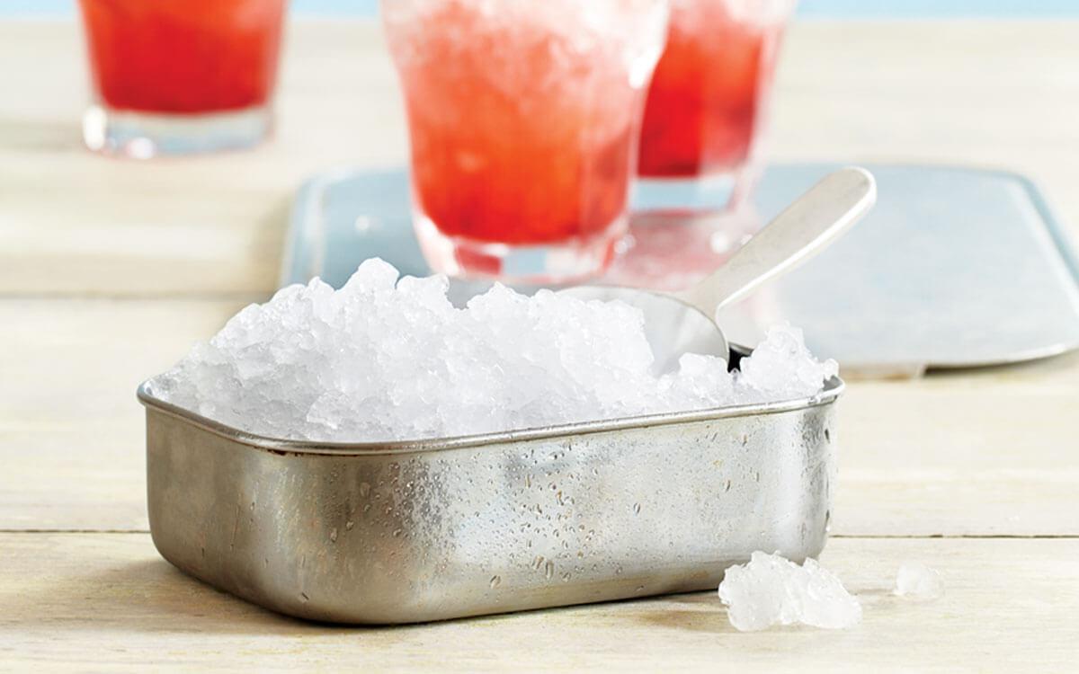 Cómo picar hielo con Vitamix